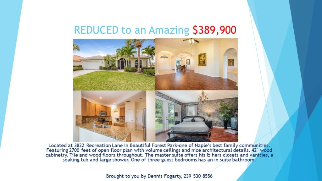 REDUCED TO AN AMAZING $389,900